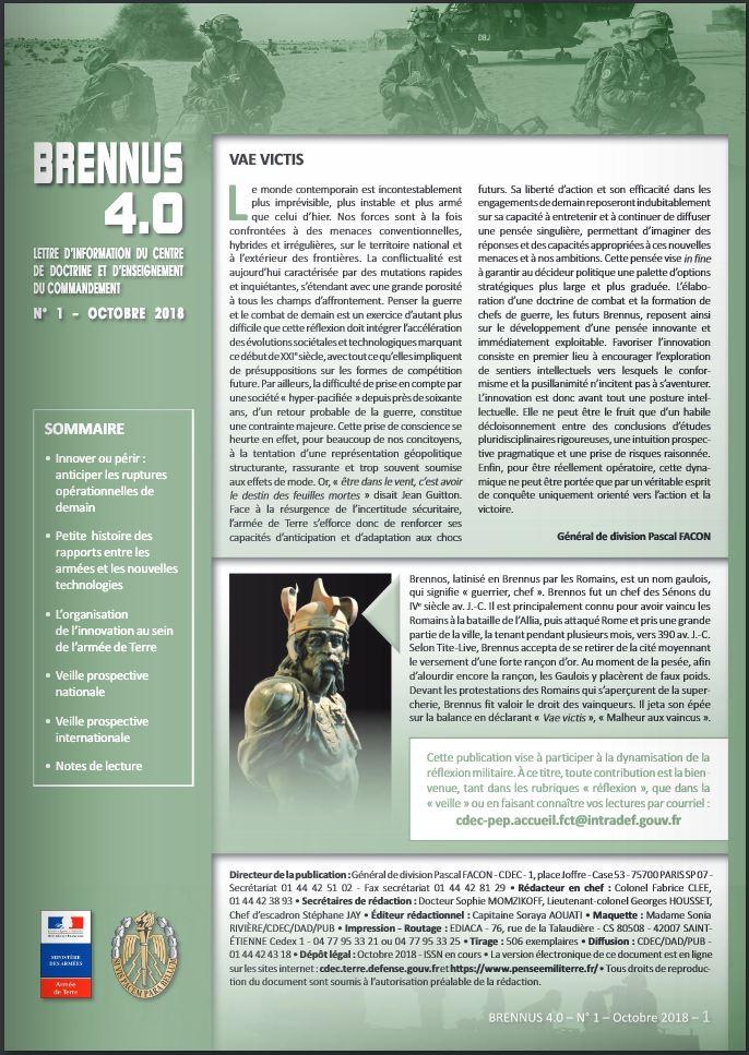 Cliquer pour afficher Brennus 4.0 n° 1